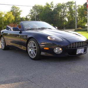 2000 DB7 Vantage Volante 6 Speed