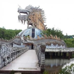 Thuy Tien Lake- Abandoned Water Park Hue