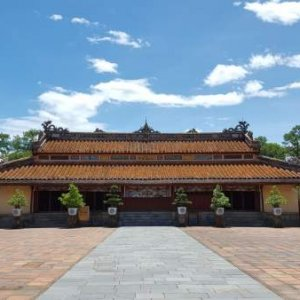 Minh Mang Royal Tomb